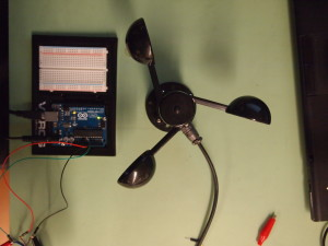 Getting Wind Speed From An Anemometer Hackerscapes